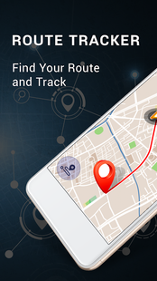Screenshots - GPS Personal Tracking Route : GPS Maps Navigation