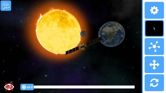 Screenshots - Gravity Sim 3D
