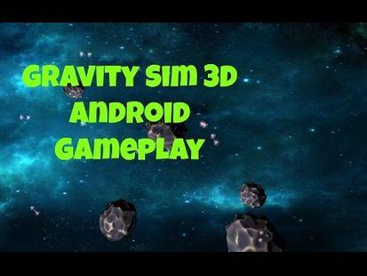Video Image - Gravity Sim 3D