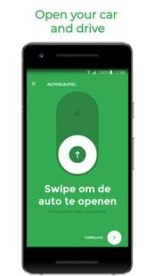 Screenshots - Greenwheels - Carsharing