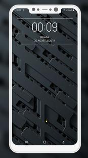 Screenshots - Grey Wallpaper