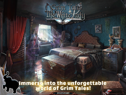 Screenshots - Grim Tales: The White Lady - Hidden Objects