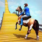 GT Horse Mega Ramp Parkour: Free Mega Ramp Stunts
