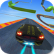 GT Racing: Skydrive stunt Timeless Race simulator