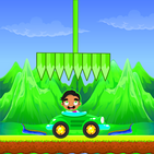 Guava juice : Hill Climb Adventure