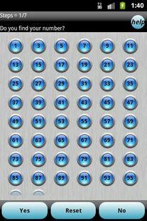 Screenshots - Guess My Number