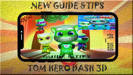 Screenshots - Guide & Tips: Talking Tom Hero Dash 4K  09__2020