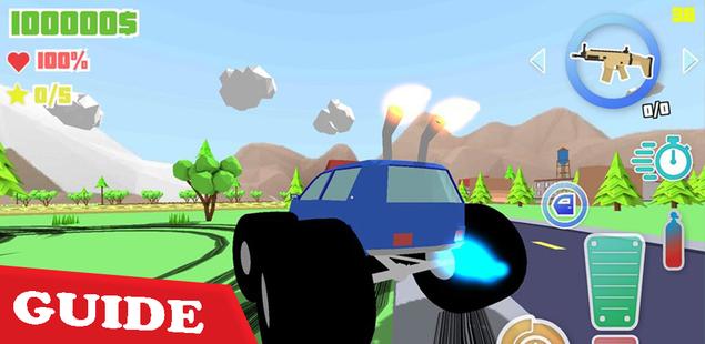 Screenshots - Guide For Dude Theft Wars