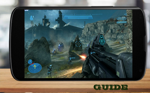 Screenshots - Guide For HALO With Wallapapers
