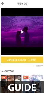 Screenshots - Guide for Noizz-Formerly Biugo Magic Editor Video