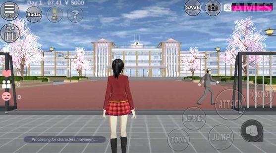 Screenshots - guide for Sakura school simulator