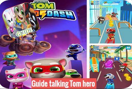 Screenshots - Guide For Talking tom Hero dash 20 20