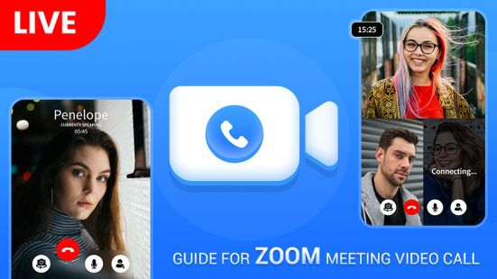 Screenshots - Guide For Zoom Cloud Meetings Video Conference