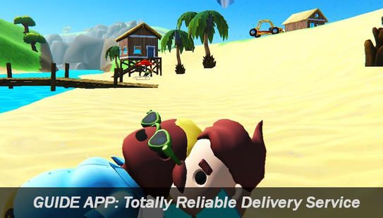Screenshots - Guide Totally Reliable Delivery Service