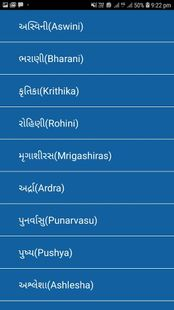 Screenshots - Gujarati Baby Names(50k+) With Meaning