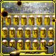 Gun Bullet Battle Keyboard Theme