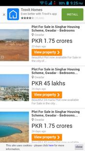 Screenshots - Gwadar Real Estate - Pakistan