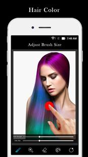 Screenshots - Hair Color