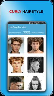 Screenshots - Hair Style For Men