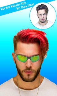 Screenshots - Hairstyles for Men – Mens Haircuts