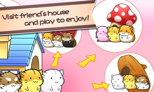 Screenshots - Hamster Life