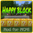Happy block mod for MCPE APK
