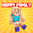 Happy Family Mod for Minecraft