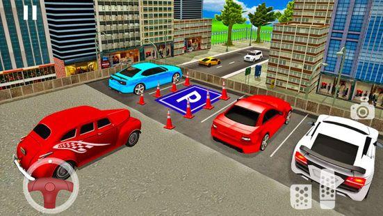 Screenshots - Hard Crazy Car Parking Game 3d - Car Driving 2019