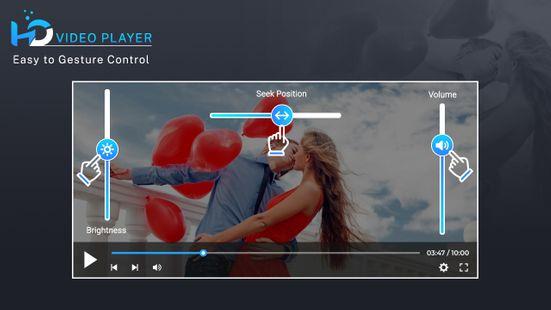 Screenshots - HD Video Player All Format – Sax Video Player