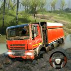 Heavy Cargo Truck Simulator : Offroad Uphill Game