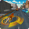 Heavy Traffic: Wild Animals Racing Simulator