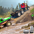 Heavy Truck Pulling Simulation Game