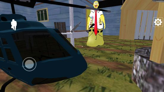 Screenshots - Helicopter sponge granny and brandy