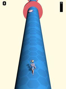 Screenshots - Helix Dash: Twist and run game