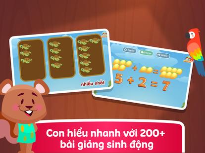 Screenshots - HelloMath - Toán Sing qua hoạt hình