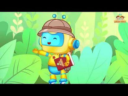 Video Image - HelloMath - Toán Sing qua hoạt hình