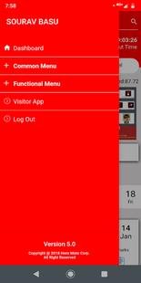 Screenshots - Hero EmployeeApp