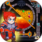 Hero Rescue Adventure - Pull the Pin Puzzle