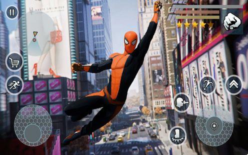 Screenshots - Hero: Super Crime Adventure Battle Gangster