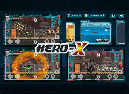 Screenshots - HERO-X