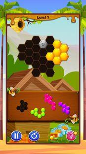 Screenshots - Hexa Hive Puzzle : hexagon block game