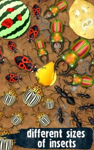 Screenshots - Hexapod ant smasher insects cockroach bugs beetles