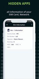 Screenshots - Hidden Apps - Anti Hack & Spy
