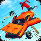 High Jump Car Crash Simulator: Impossible Ramps 3D
