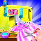 High School Uniform Tailor Games: Dress Maker Shop