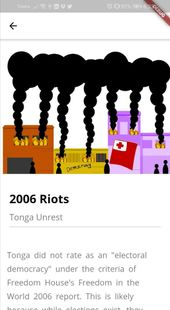 Screenshots - History of Tonga