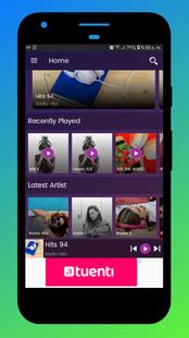 Screenshots - Hits Radio - hit music online music internet radio