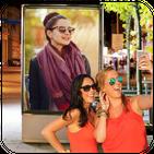 hoarding photo frame