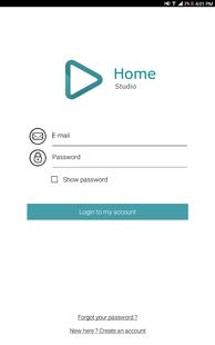 Screenshots - Home Studio
