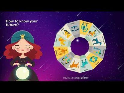 Video Image - Horoscopes Daily: Predict Future, Love, Health